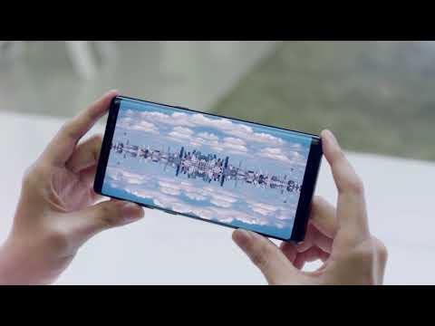[영상] 삼성 갤럭시노트8 공개, 스펙 및 PC호환성(DeX)