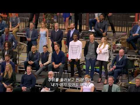 [영상] '어벤져스: 인피니티 워' 개봉의 서막, 마블 스튜디오 10주년 기념 모습은?