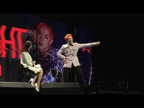 [영상] 김동한 질의응답 시간 #1(김동한 미디어 쇼케이스 현장)