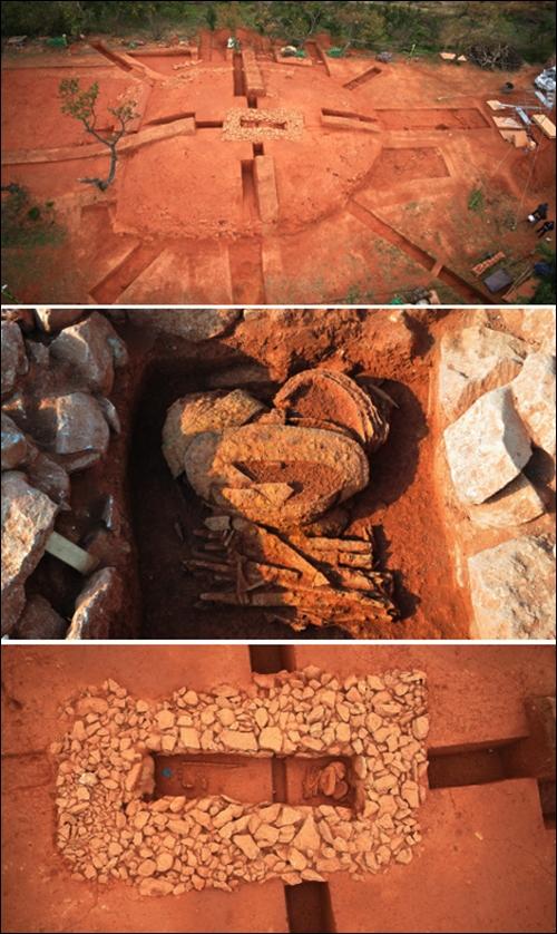 【あれれ~?】韓国で見つかった5世紀の墓が日本様式で韓国学界の意見入り乱れ