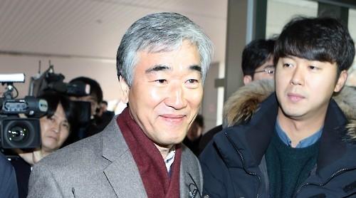 ▲ 정기룡 전 부산시장 경제특보