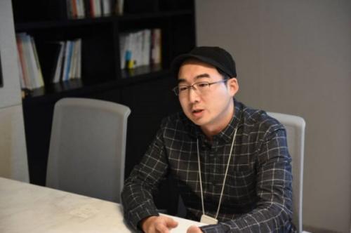 ▲ 고훈 인크 대표.