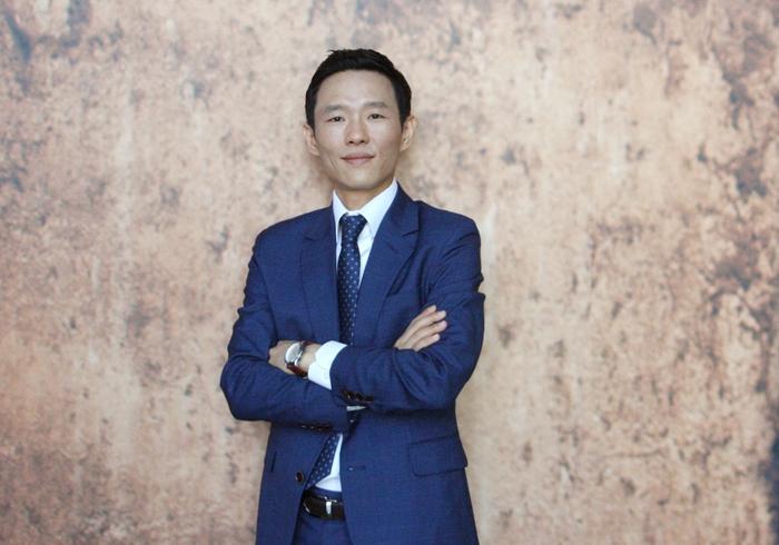 ▲ 김동윤 스페이스레븐 대표