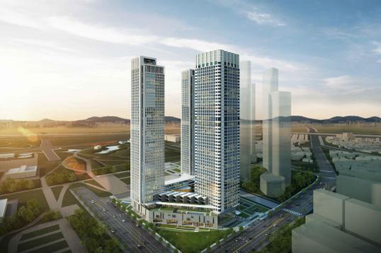 ▲ 성수동 부영 관광호텔 예상 모습