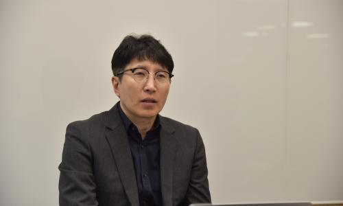 ▲ 이은철 클러스트릭스 지사장.