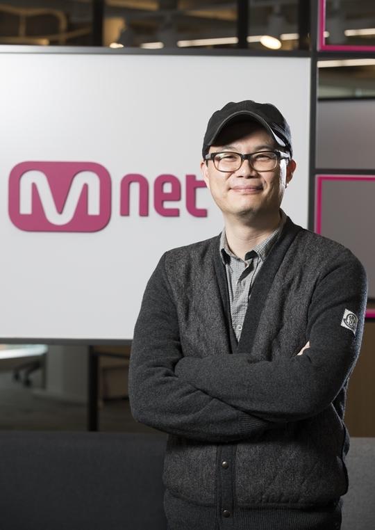 ▲ 신정수 국장(사진=Mnet)