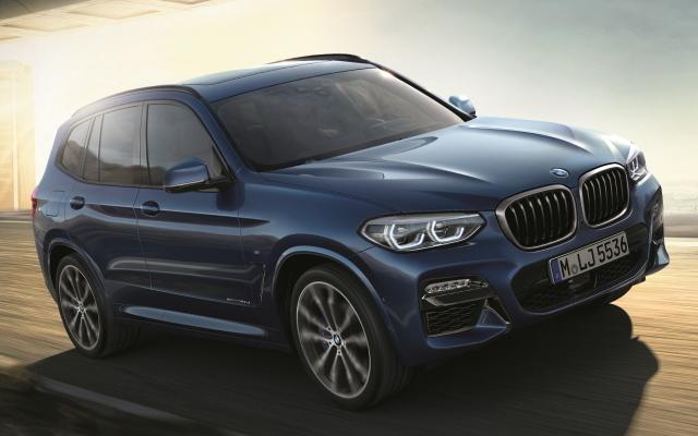 ▲ BMW '뉴 X3'