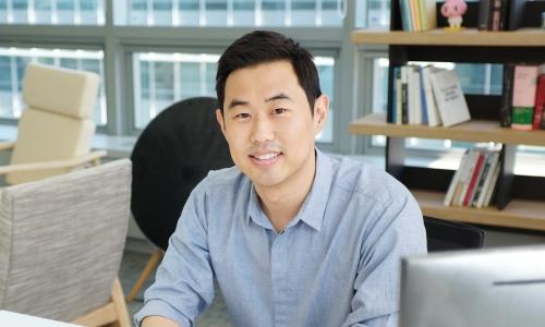 ▲ 임지훈 카카오 대표.