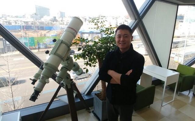 ▲ 신성철 오윈 대표