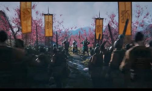 ▲ 토탈 워 시리즈 정식 후속작 '토탈 워: 쓰리 킹덤즈(Total War: Three Kingdoms)' 트레일러 영상 캡처
