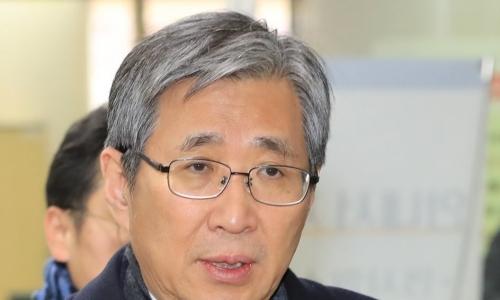 ▲ 조원동 전 청와대 경제수석비서관.