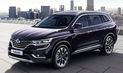 ▲ 르노삼성이 연초부터 주력 스포츠유틸리티차량(SUV) 'QM6' 판매에 어려움을 겪고 있다.