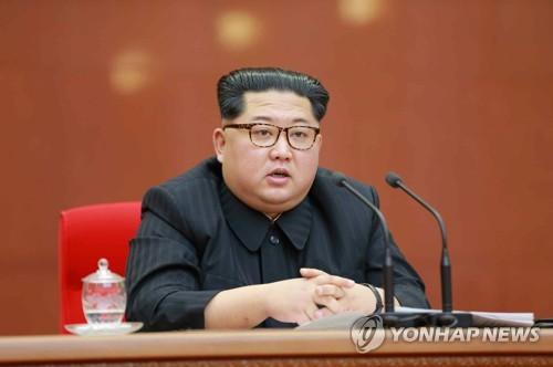 ▲ 김정은 북한 노동당 위원장