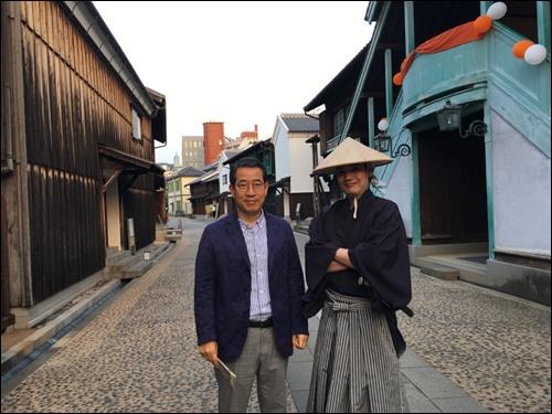 ▲ 일본 나가사키 데지마 네덜란드 근대 상관에서