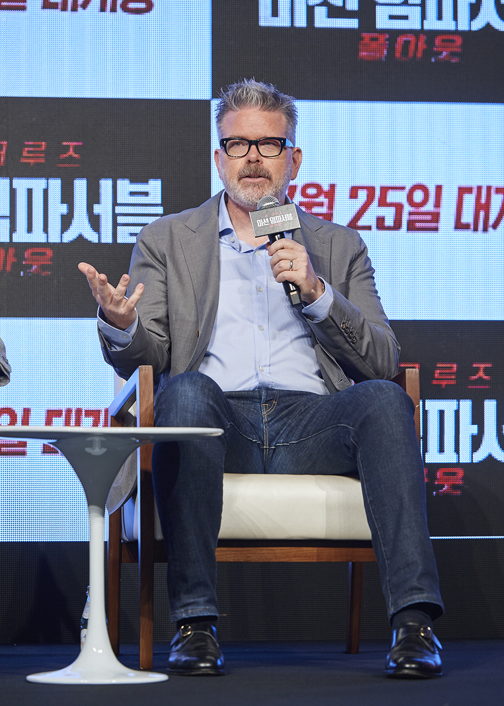 ▲ '미션 임파서블: 폴아웃' 크리스토퍼 맥쿼리 감독