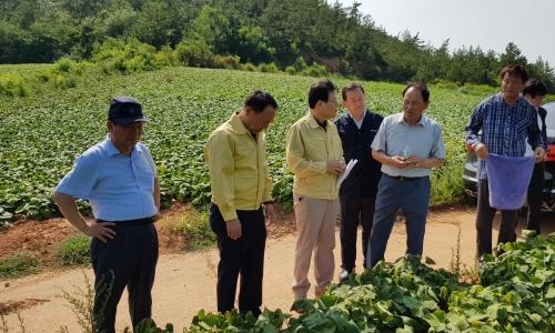 ▲ 김광수 농협금융지주 회장 (왼쪽에서 세 번째)