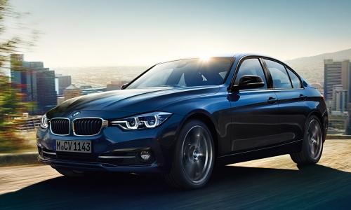▲ BMW 준중형 세단 3 시리즈.