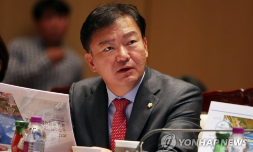 ▲ 민경욱 자유한국당 의원.