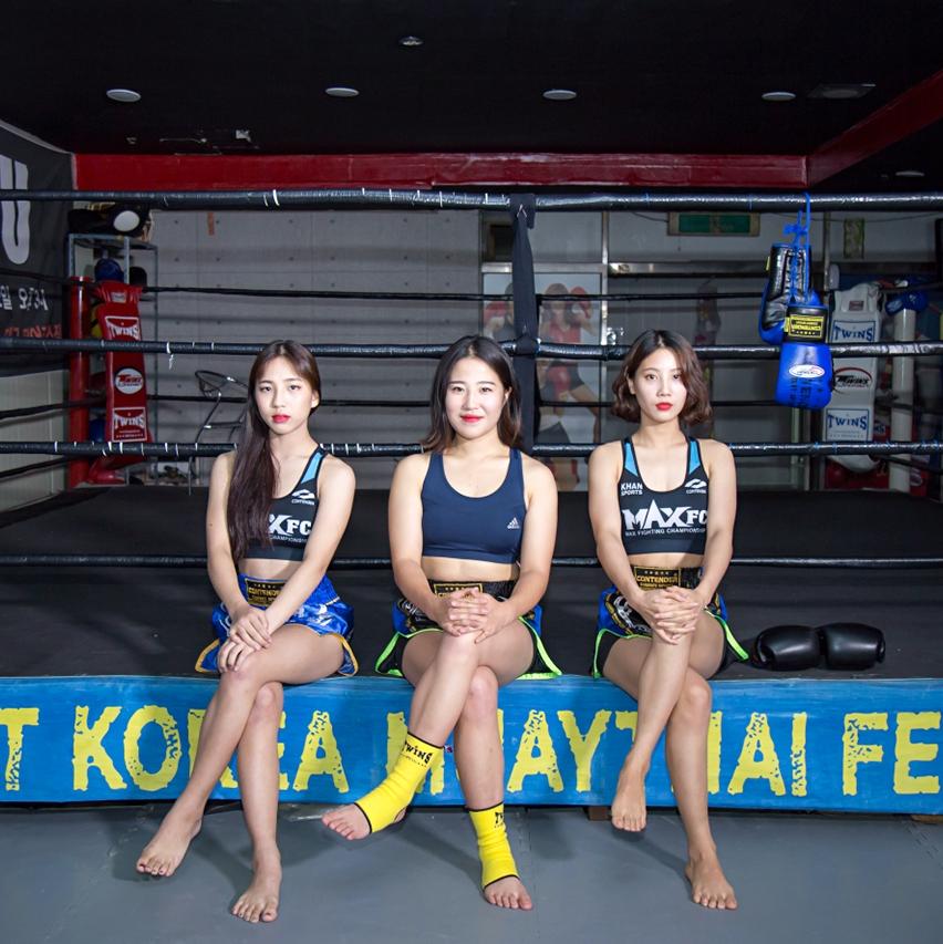 ▲ 왼쪽부터 박유진, 박성희, 정시온