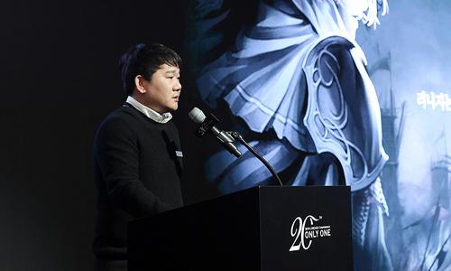 ▲ 이성구 엔씨소프트 리니지 UNIT장