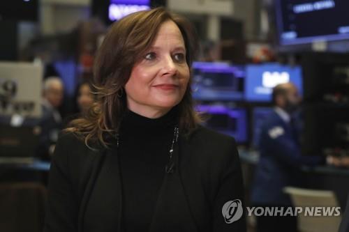▲ 메리 바라 GM CEO