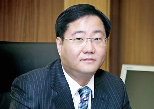 ▲ 정몽진 KCC 대표이사 회장