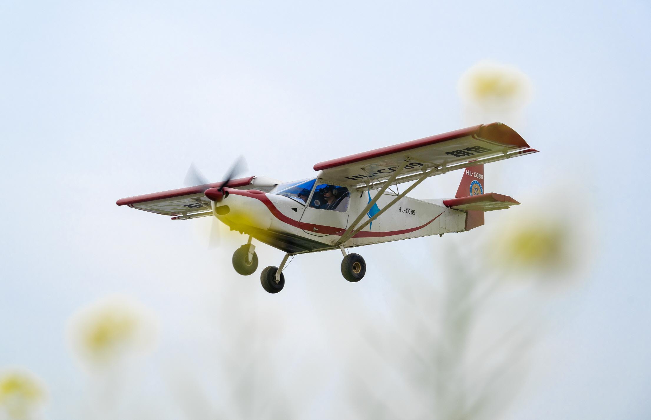 ▲ 수도권에서 가장 가까운 경비행기 체험 : 화성 하늘누리공원 ⓒ여기어때
