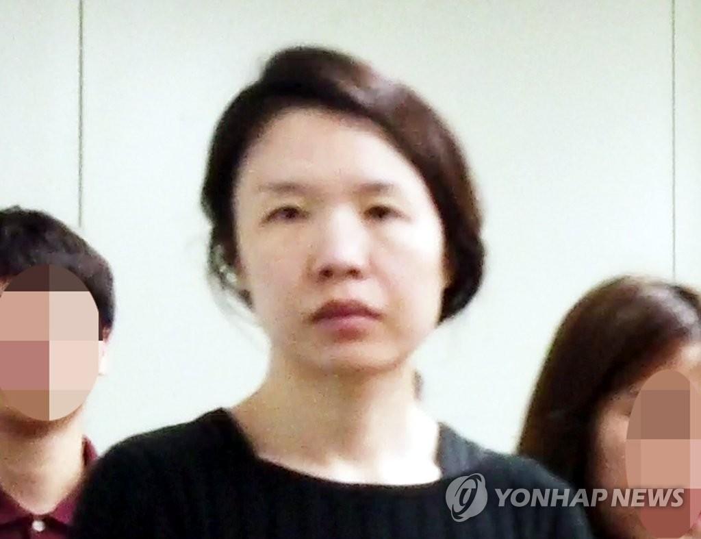 ▲ 얼굴 공개된 고유정