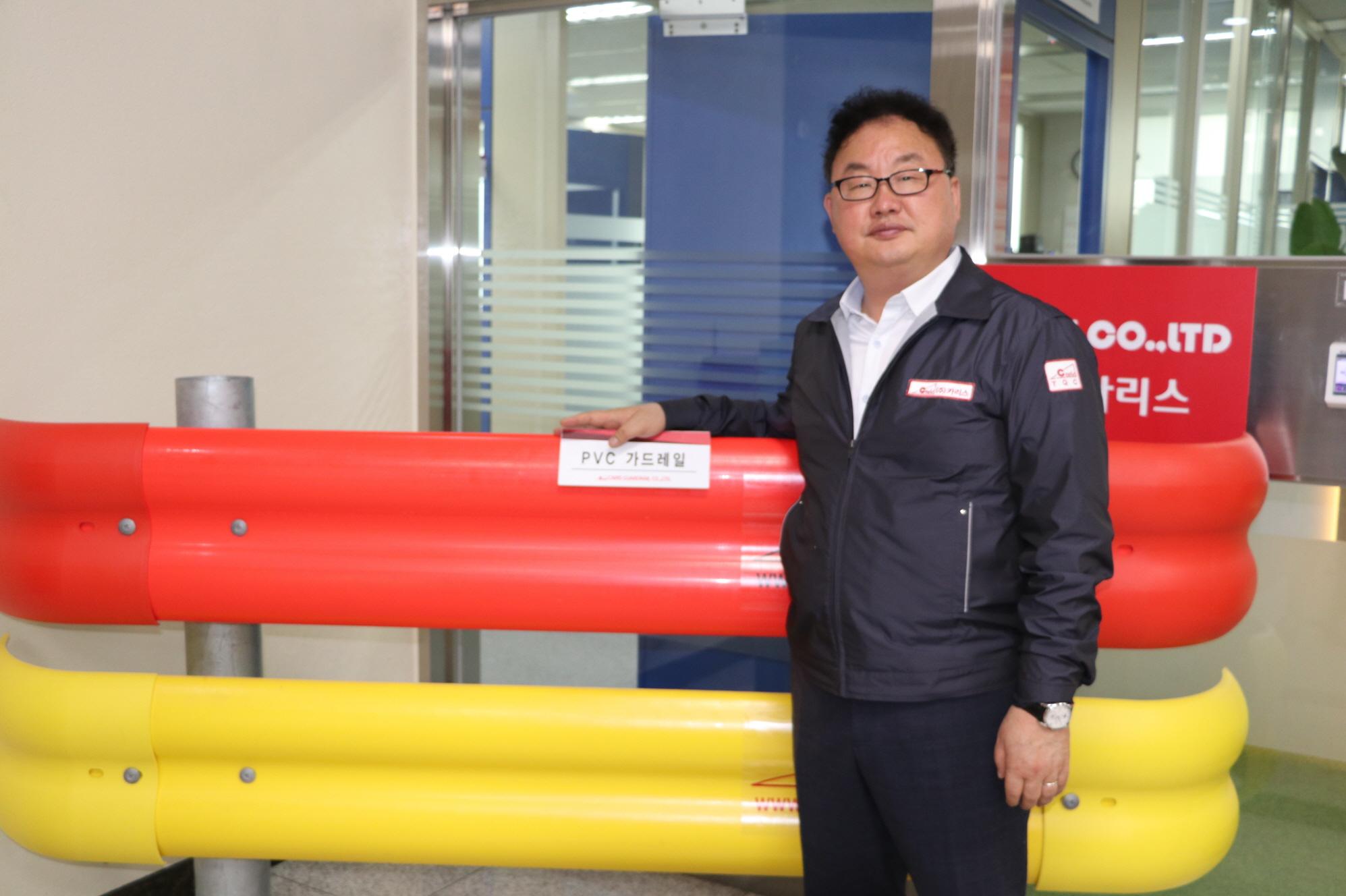▲ ㈜카리스, '나노폭탄' 이용 폐비닐 자원화 가능한 기술 세계 최초 개발