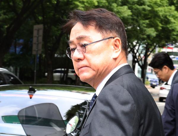 ▲ 조남호 한진중공업홀딩스 회장