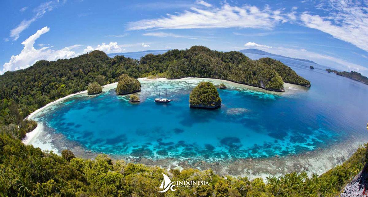 ▲ 인도네시아 라자암팟 © 인도네시아관광청