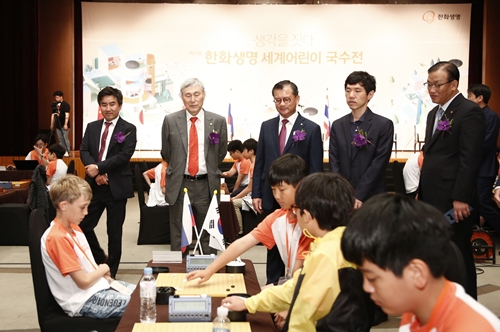 사진1. 한화생명 세계어린이 국수전 개최.jpg