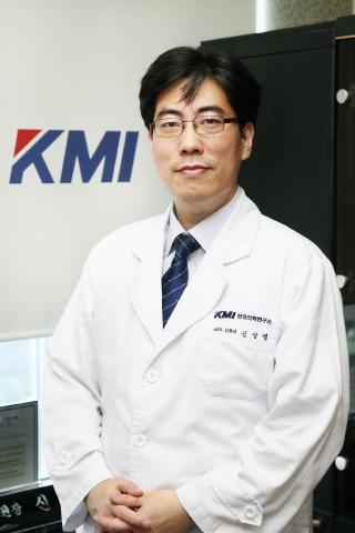 ▲ KMI한국의학연구소 신상엽 학술위원장