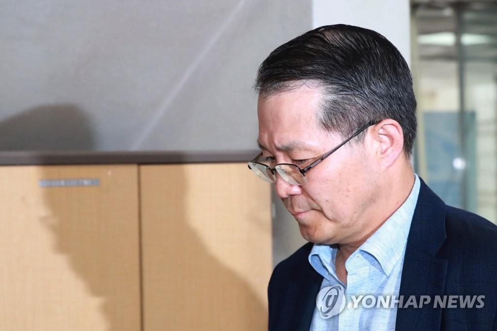 ▲ 강경훈 삼성전자 부사장(사진=연합뉴스)