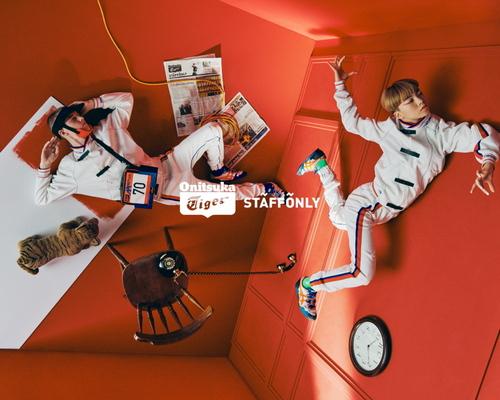 [비주컴] 오니츠카타이거 70주년 기념, 7명의 신진 디자이너와의 협업 네번째 프로젝트 Onitsuka Tiger x STAFFONLY 출시 (1).jpg