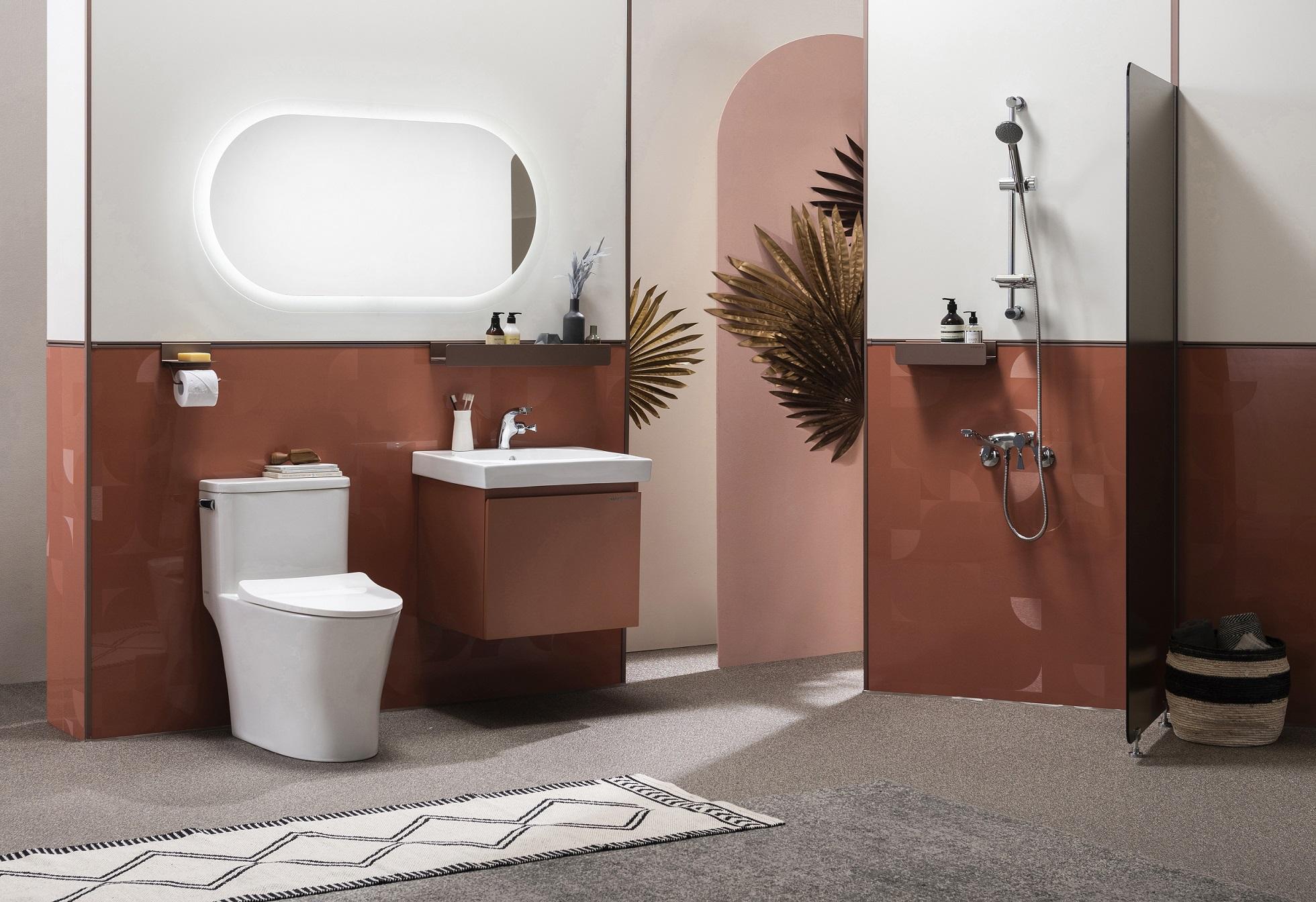 [한샘 8일 사진자료1] 한샘 유로5 뉴트로모던 욕실 브릭 색상.jpg