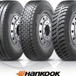 한국타이어, 덤프 트럭 전용 타이어 3종 출시