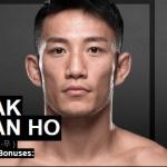 곽관호, 러셀돈에게 1R TKO패 'UFC 첫승은 다음 기회로'