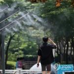 [오늘날씨] 찌는 폭염에 자외선∙오존까지…낮 최고 33도