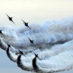 서울 하늘에 전투기 등장?...성남 에어쇼에 '블랙이글스' 뜬다