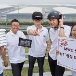 KT, 중국 상하이 모바일박람회 참가…국내 기업 최초