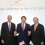 SK, 미국 기업과 셰일가스 공동개발 5년간 1조8천억원 투자