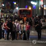 스페인, '연쇄 차량 돌진 테러'로 공포감 확산