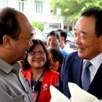 박연차 태광실업 회장, 베트남 총리 지원 약속받아
