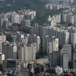 서울 아파트값 상승률 여전히 강세…8.2 대책 이전 수준