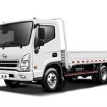 현대차, 중국 택배업체와 상용차 1천대 구매계약 체결