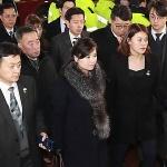 현송월 일행, 방남 일정 마무리…북한 귀환길 올라