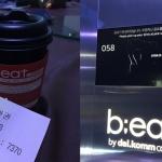 """[컨슈머리뷰] 달콤커피 비트 """"로봇이 만든 커피 맛, 궁금하죠?"""""""