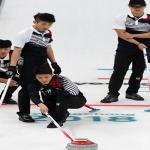 남자컬링, 세계 1위 캐나다에 '패배'…4연패 '늪'