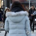 [내일 날씨] 전국 포근…아침 '반짝' 추위 후 기온 올라